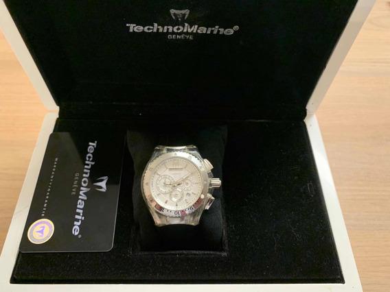 Relógio Technomarine Suíço Wt38019q