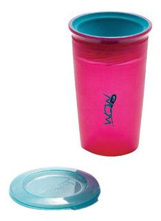 Vaso Bebes Wow Cup Translucido 266ml 360° Antiderrame Cuotas