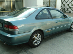 Honda Civic Ex-r Coupe 5vel Mt 2000