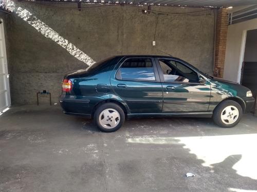 Fiat Siena 2002 1.0 16v Ex 4p