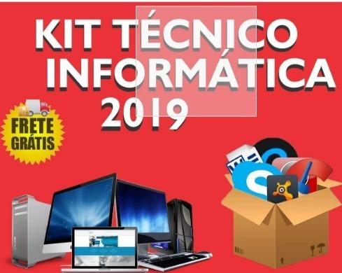 Kit Formatação Windows 10 X32 E X64 Bits + Programas