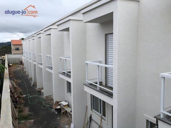 Sobrado Com 2 Dormitórios À Venda, 63 M² Por R$ 210.000 - Jundiapeba - Mogi Das Cruzes/sp - So1118