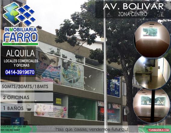 Alquiler De Locales Comerciales Al01-0012ab-mf