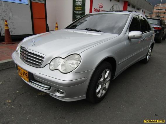 Mercedes Benz Clase C 180 Kompressor