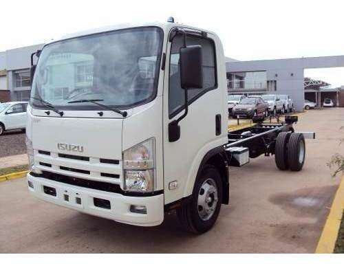 Isuzu Npr75l Carrozable