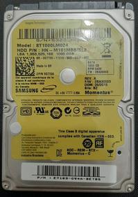 Hd De Notebook 1tb 1 Tera Samsung St1000lm024 Sata2