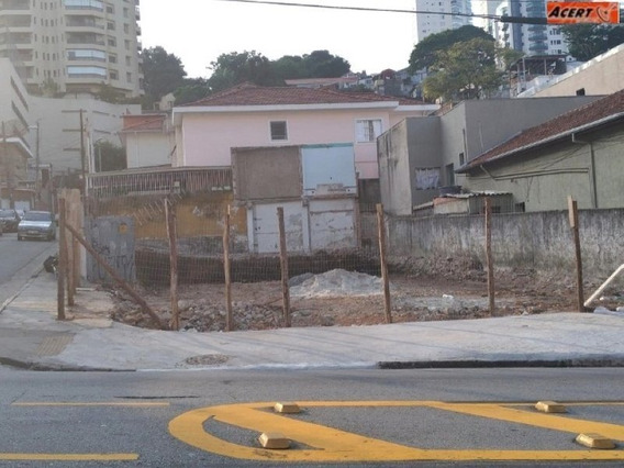 Locação Terreno Sao Paulo Sp - 15094