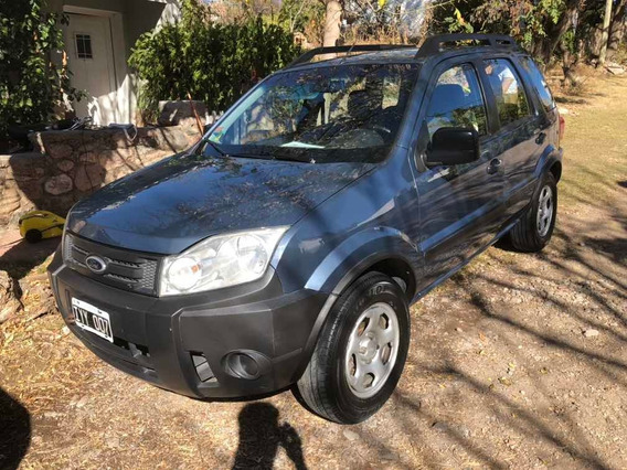 Ford Ecosport 1.6 My10 Xls Plus 4x2