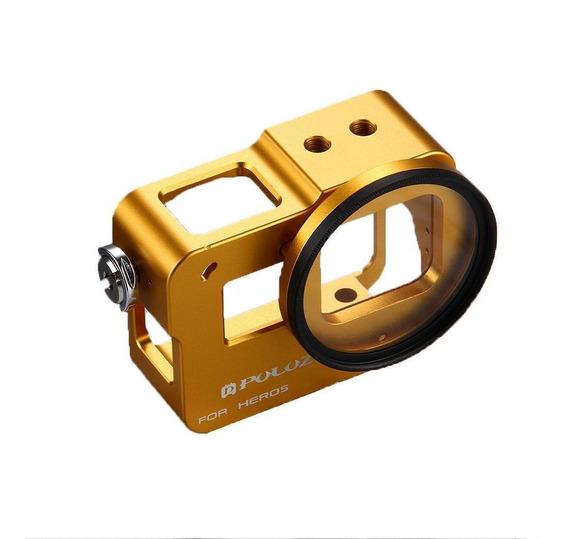 Caiola Protetora De Câmera Estável Durável Com Alça De M