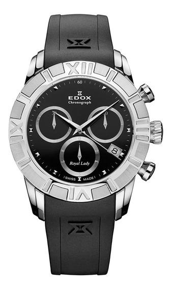 Reloj Edox De Dama Royal Lady, Crono, 40% De Desc.