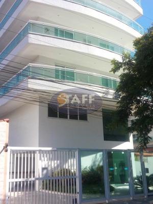 Apartamento Com 02 Dormitórios Para Locação Fixa, 70 M² Por R$ 2.000/mês - Bairro Vila Nova - Cabo Frio/rj - Ap0024