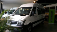 Mercedes Benz Sprinter 415 Combi 15+1 0km