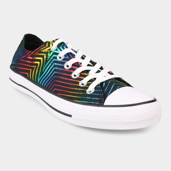 Zapatilla Converse Chuck Taylor All Star Rainbow