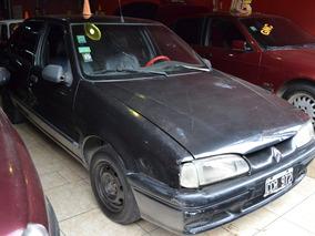 Renault R19 1.6 Re 4 Puertas Con Gnc 1998 27063858