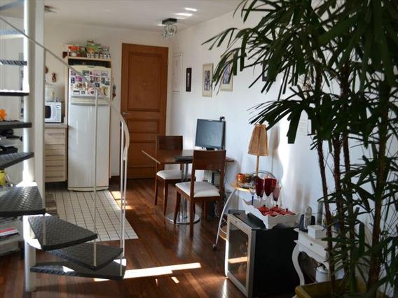 Ref.: 87700 - Apartamento Em Sao Paulo, No Bairro Vila Mariana - 1 Dormitórios