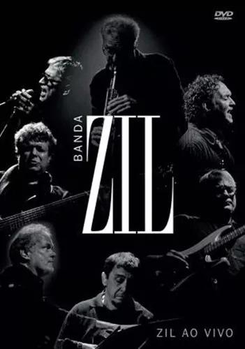 Dvd Banda Zil Zil Ao Vivo