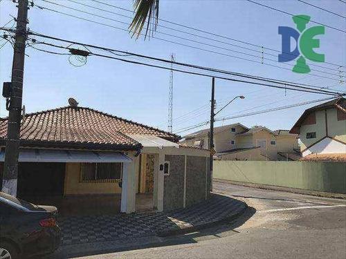 Casa Com 3 Dormitórios À Venda, 193 M² Por R$ 475.000,00 - Cidade Jardim - Jacareí/sp - Ca0660