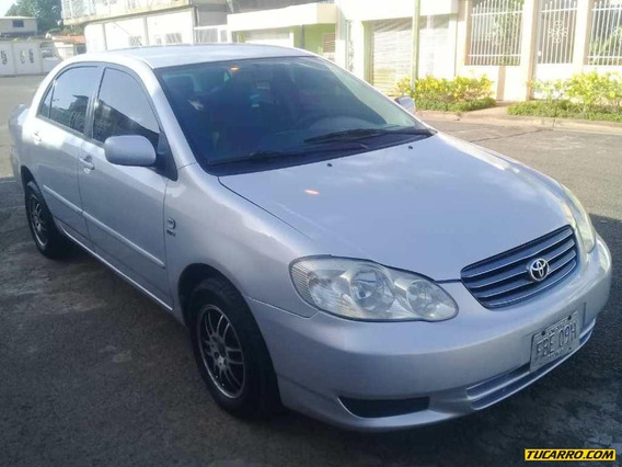 Toyota Corolla Sensation - Automatica