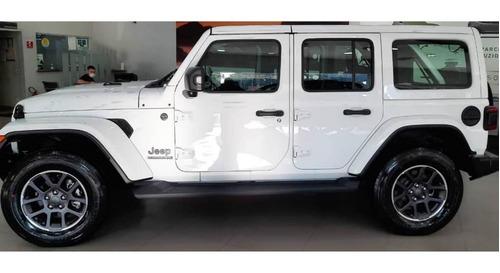 Imagem 1 de 2 de Jeep Wrangler Unlimited 80th