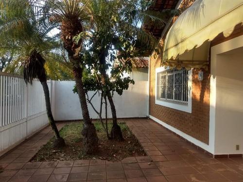 Casa Com 4 Dormitórios, 262 M² - Venda Por R$ 750.000,00 Ou Aluguel Por R$ 5.000,00/mês - Jardim Chapadão - Campinas/sp - Ca7163