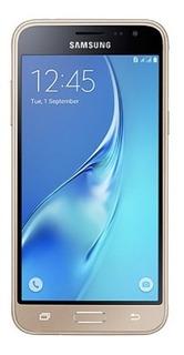 Celular Samsung Galaxy J3 Dourado Original Com Defeito