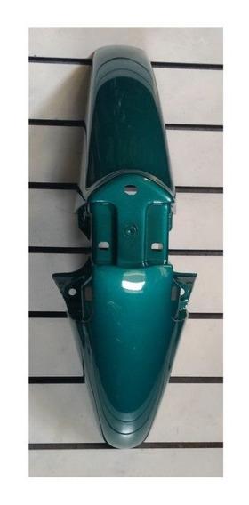 Paralamas Dianteiro Pra Moto Honda Biz 100 Verde 2002