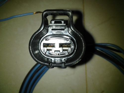 Conector Electroventilador Aveo Optra Nubira Hembra
