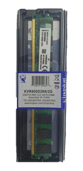 Memoria Ram Ddr2 2gb 800/667 Nueva Garantia 3 Meses