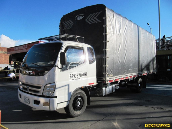 Camión Foton Bj 5081 - Estacas