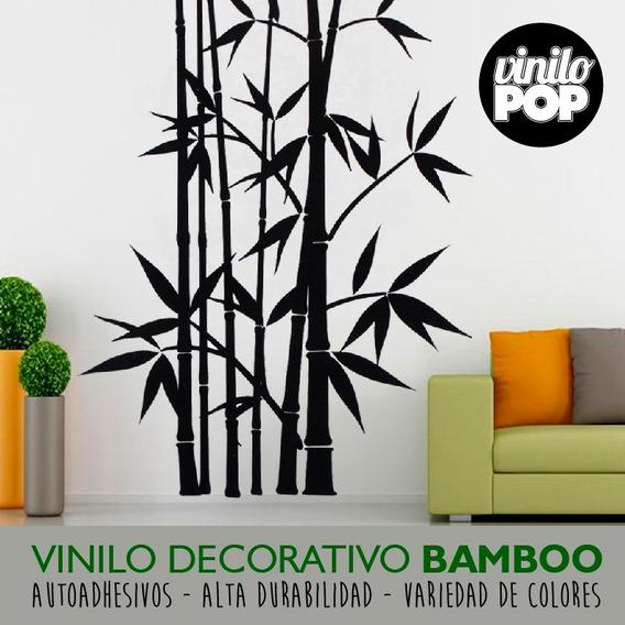 Cañas Bambu Tacuara Venta Colocacion Vinilos Decorativos