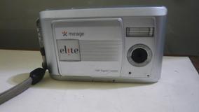 Câmera Mirage Elite 7mp !!! Não Liga