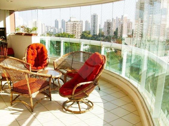 Lindo Apartamento Com Vista Livre - 300m2 No Jardim Marajoara - 357-im70334