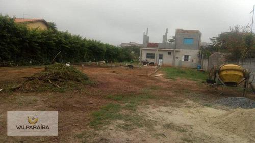 Imagem 1 de 4 de Terreno À Venda, 1600 M² Por R$ 851.000,00 - Santa Cruz Dos Lázaros - Jacareí/sp - Te0059
