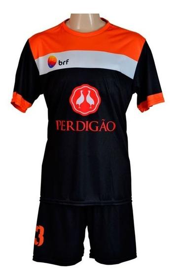 Uniforme De Futebol Personalizado. 13 Kits