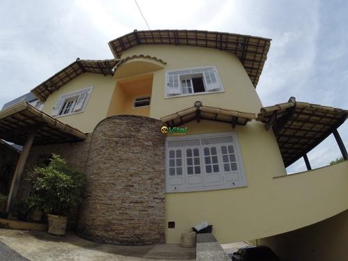 Casa Com 5 Quartos Para Comprar No Cachoeirinha Em Belo Horizonte/mg - Vit4852