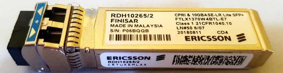 8 Unidades Gbics Rhd10265/2 Sfp+ 10g 20km Ou Mais Ericsson