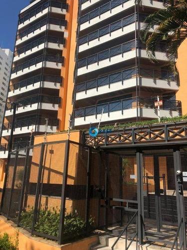 Apartamento, 200 M² - Venda Por R$ 999.000,00 Ou Aluguel Por R$ 3.000,00 - Morumbi - São Paulo/sp - Ap8679