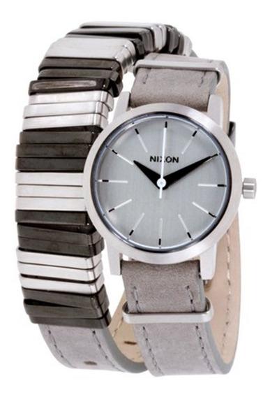 Nixon A4031763 Kenzi Duplo Wrap Leather Promoção!!!