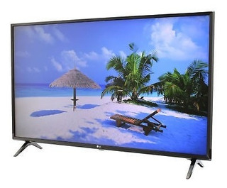 Lg - Clase 43 - Led - 2160p - Smart - Tv Uhd 4k Con Hdr Y A