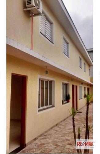 Imagem 1 de 30 de Sobrado Com 2 Dormitórios À Venda, 60 M² Por R$ 373.000,00 - Jardim Santo Elias - São Paulo/sp - So6999