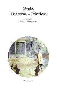 Tristezas - Pónticas, Ovidio, Ed. Akal