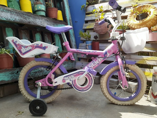 Bicicleta Stark Flowers 12 Nena