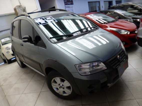 Idea 1.8 Adventure Locker 2009 Cinza