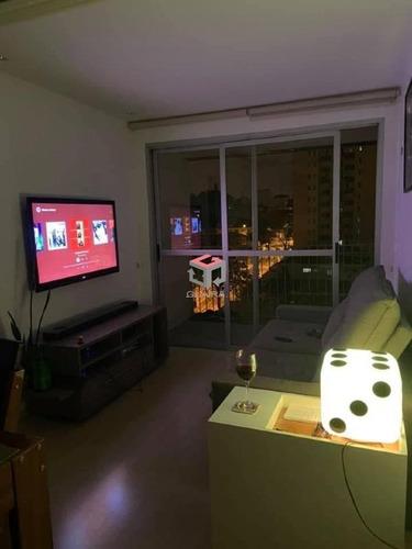 Imagem 1 de 18 de Apartamento Para Venda - Jardim Do Mar - São Bernardo Do Campo - 99805