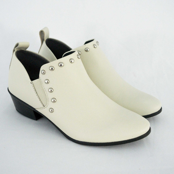 Ankle Boot Usaflex Ab7804 Soft Palmilha Gel 100% Original