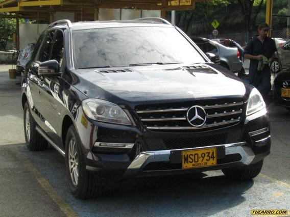 Mercedes Benz Clase Ml 250 Cdi At 2200