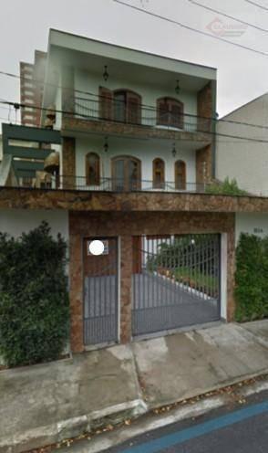 Sobrado À Venda, 415 M² Por R$ 1.650.000,00 - Jardim Textil - São Paulo/sp - So1234