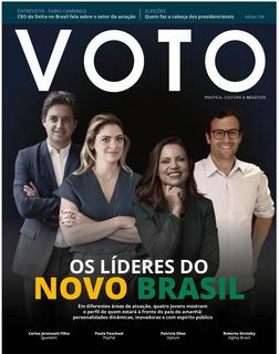 Revista Voto 139 Os Lideres Do Novo Brasil Carlos Jereissati