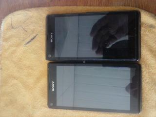 Dois Celular Sony C2104 /leia O Anuncio