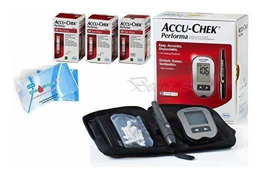 Accu Chek Performa 150 Tiras Reactivas (fechas De Vencimient